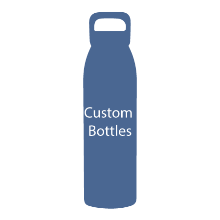 Custom Water Bottles by bottle motion